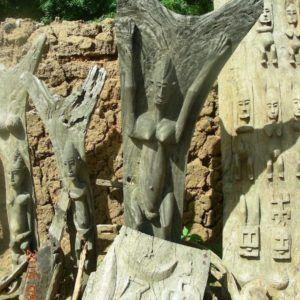 Rzeźby etniczne